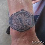 фото тату часы от 07.05.2018 №241 - tattoo watch - tatufoto.com