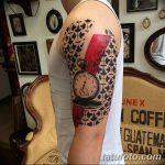 фото тату часы от 07.05.2018 №243 - tattoo watch - tatufoto.com