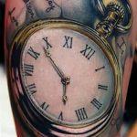 фото тату часы от 07.05.2018 №245 - tattoo watch - tatufoto.com