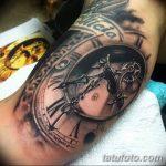 фото тату часы от 07.05.2018 №248 - tattoo watch - tatufoto.com