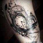 фото тату часы от 07.05.2018 №252 - tattoo watch - tatufoto.com