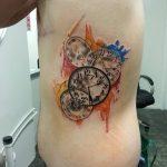 фото тату часы от 07.05.2018 №257 - tattoo watch - tatufoto.com