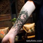 фото тату часы от 07.05.2018 №259 - tattoo watch - tatufoto.com