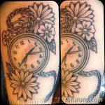 фото тату часы от 07.05.2018 №262 - tattoo watch - tatufoto.com