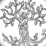 фото эскизы тату амулеты от 30.04.2018 №414 - sketches of tattoo amulets - tatufoto.com