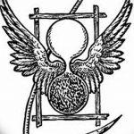 фото эскизы тату амулеты от 30.04.2018 №433 - sketches of tattoo amulets - tatufoto.com