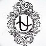 фото эскизы тату амулеты от 30.04.2018 №440 - sketches of tattoo amulets - tatufoto.com