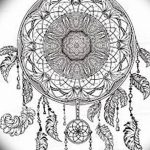 фото эскизы тату амулеты от 30.04.2018 №442 - sketches of tattoo amulets - tatufoto.com