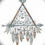 фото эскизы тату амулеты от 30.04.2018 №447 - sketches of tattoo amulets - tatufoto.com