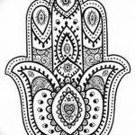 фото эскизы тату амулеты от 30.04.2018 №448 - sketches of tattoo amulets - tatufoto.com