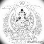 фото эскизы тату амулеты от 30.04.2018 №465 - sketches of tattoo amulets - tatufoto.com