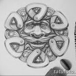 фото эскизы тату амулеты от 30.04.2018 №474 - sketches of tattoo amulets - tatufoto.com