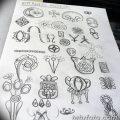 фото эскизы тату амулеты от 30.04.2018 №485 - sketches of tattoo amulets - tatufoto.com