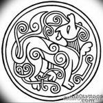 фото эскизы тату амулеты от 30.04.2018 №498 - sketches of tattoo amulets - tatufoto.com