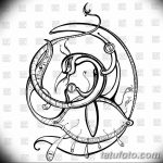 фото эскизы тату амулеты от 30.04.2018 №511 - sketches of tattoo amulets - tatufoto.com