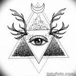фото эскизы тату амулеты от 30.04.2018 №514 - sketches of tattoo amulets - tatufoto.com
