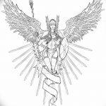 фото эскизы тату амулеты от 30.04.2018 №549 - sketches of tattoo amulets - tatufoto.com