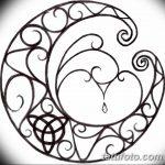 фото эскизы тату амулеты от 30.04.2018 №553 - sketches of tattoo amulets - tatufoto.com