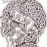 фото эскизы тату амулеты от 30.04.2018 №565 - sketches of tattoo amulets - tatufoto.com