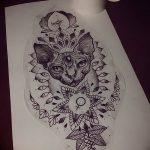 фото эскизы тату амулеты от 30.04.2018 №567 - sketches of tattoo amulets - tatufoto.com