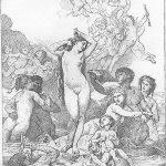 фото эскиз тату Афродита богиня от 01.05.2018 №036 - sketch Aphrodite - tatufoto.com