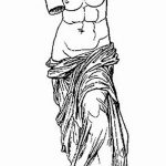 фото эскиз тату Афродита богиня от 01.05.2018 №054 - sketch Aphrodite - tatufoto.com