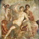 фото эскиз тату Афродита богиня от 01.05.2018 №067 - sketch Aphrodite - tatufoto.com