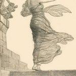 фото эскиз тату Афродита богиня от 01.05.2018 №083 - sketch Aphrodite - tatufoto.com