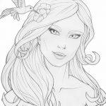 фото эскиз тату Афродита богиня от 01.05.2018 №087 - sketch Aphrodite - tatufoto.com