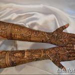 фото Мехенди до локтя от 24.06.2018 №006 - Mehendi to the elbow - tatufoto.com