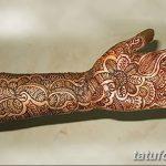 фото Мехенди до локтя от 24.06.2018 №012 - Mehendi to the elbow - tatufoto.com