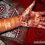 фото Мехенди до локтя от 24.06.2018 №020 - Mehendi to the elbow - tatufoto.com