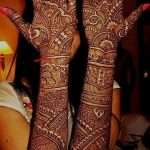 фото Мехенди до локтя от 24.06.2018 №034 - Mehendi to the elbow - tatufoto.com