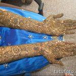 фото Мехенди до локтя от 24.06.2018 №052 - Mehendi to the elbow - tatufoto.com