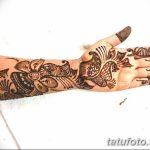 фото Мехенди до локтя от 24.06.2018 №128 - Mehendi to the elbow - tatufoto.com
