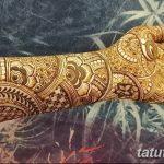 фото Мехенди до локтя от 24.06.2018 №129 - Mehendi to the elbow - tatufoto.com