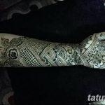 фото Мехенди до локтя от 24.06.2018 №130 - Mehendi to the elbow - tatufoto.com