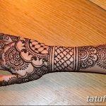фото Мехенди до локтя от 24.06.2018 №139 - Mehendi to the elbow - tatufoto.com