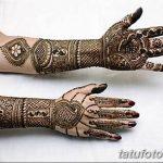 фото Мехенди до локтя от 24.06.2018 №142 - Mehendi to the elbow - tatufoto.com
