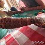 фото Мехенди до локтя от 24.06.2018 №143 - Mehendi to the elbow - tatufoto.com