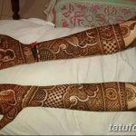 фото Мехенди до локтя от 24.06.2018 №148 - Mehendi to the elbow - tatufoto.com