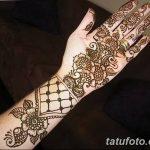 фото Мехенди до локтя от 24.06.2018 №154 - Mehendi to the elbow - tatufoto.com