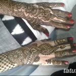 фото Мехенди до локтя от 24.06.2018 №164 - Mehendi to the elbow - tatufoto.com