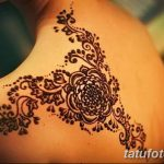 фото Мехенди на плече (хна) от 24.06.2018 №137 - Mehendi on the shoulder - tatufoto.com