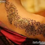 фото Мехенди на плече (хна) от 24.06.2018 №185 - Mehendi on the shoulder - tatufoto.com
