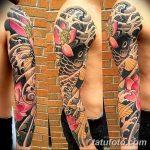 фото Модные тату от 23.06.2018 №021 - Fashionable Tattoos - tatufoto.com