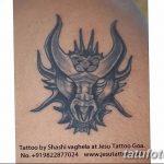 фото Модные тату от 23.06.2018 №029 - Fashionable Tattoos - tatufoto.com