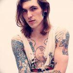 фото Модные тату от 23.06.2018 №041 - Fashionable Tattoos - tatufoto.com
