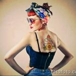 фото Модные тату от 23.06.2018 №044 - Fashionable Tattoos - tatufoto.com