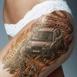 фото Модные тату от 23.06.2018 №091 - Fashionable Tattoos - tatufoto.com